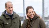 Новата роля на Уилям и Кейт