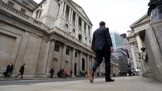 Централната банка на Великобритания купува облигации на Apple
