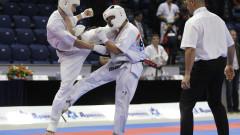 Кристиян Дойчев е новият европейски шампион по карате киокушин в категория до 85 килограма