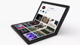Lenovo готви първия лаптоп със сгъваем екран