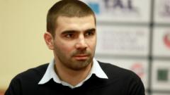Владо Стоянов се присмя на Дюделанж