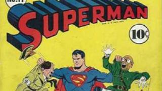 Супермен срещу Хитлер
