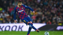 Пике разкри как се е опитал да убеди Меси да остане в Барселона