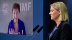 """МВФ вижда """"висока степен на несигурност"""" в глобалните перспективи"""