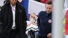УЕФА: Кристиян Ериксен е в съзнание и стабилно състояние!