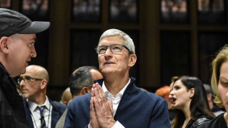 Защо забраниха iPhone в Китай