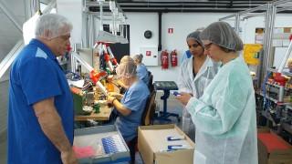 Всяка стотна електрическа четка за зъби на Trisa се прави в България