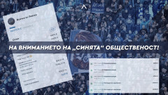 От Левски деактивираха платформата Helpkarma и публикуваха отчет на средствата, постъпили в нея