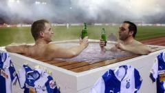 СНИМКИ: Ето така гледат футбол в Швейцария