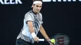 Роджър Федерер с рутинна победа над Миша Зверев