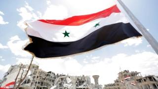 Преговори за конституция в Сирия