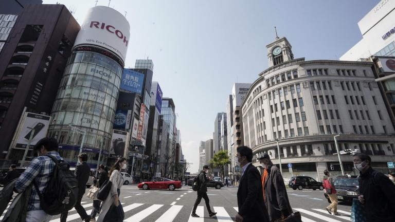 Над 5000 са вече случаите на коронавирус в Япония