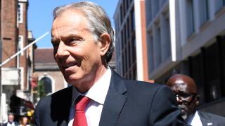 Тони Блеър: Великобритания и ЕС трябва да се приготвят за втори референдум за Брекзит