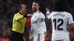 Дилема в Мадрид: Рамос надъхва отбора или си взима довиждане?!
