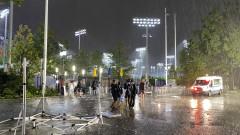 Обявиха извънредно положение в Ню Йорк заради проливните дъждове