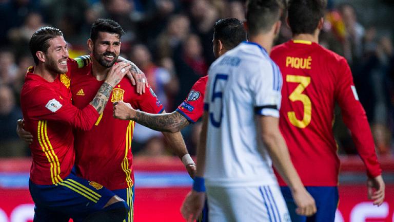 Германия - Испания, Холандия - Англия, Аржентина - Италия: Днес светът е футбол!