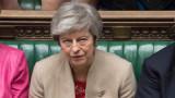 Мей гледа към четвърти опит за Брекзит сделка