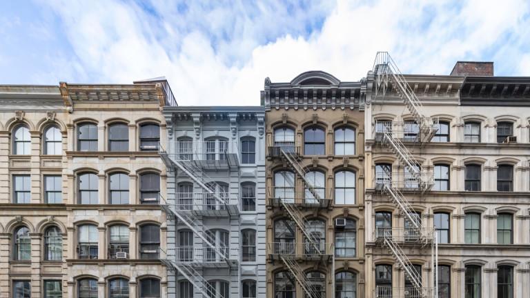 Рекорден брой празни апартаменти под наем в Манхатън