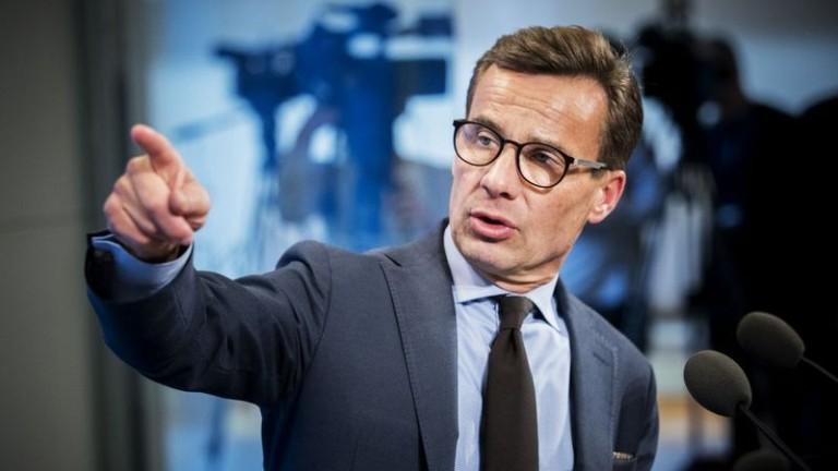 Улф Кристерсон настоява за сериозни реформи в Швеция