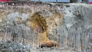 Унищожават намерената в София бомба на военния полигон край Сливница