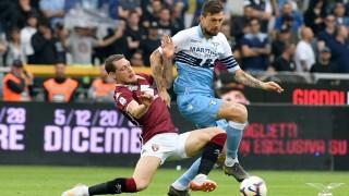 Торино удари Лацио за край на сезона
