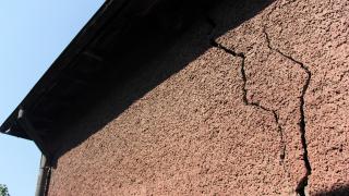 Рухналата къща в София - заради неукрепен изкоп