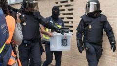 Насилие и кръв на референдума в Каталуния
