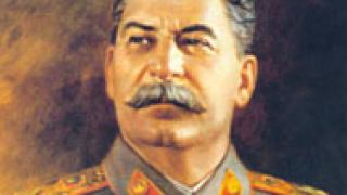 В Грузия махат бюстовете на Сталин