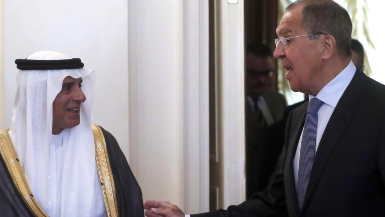 Русия и Саудитска Арабия интензивно затоплят отношенията си