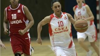 Теодора Петрова и Йордан Бозов преподписаха с ЦСКА