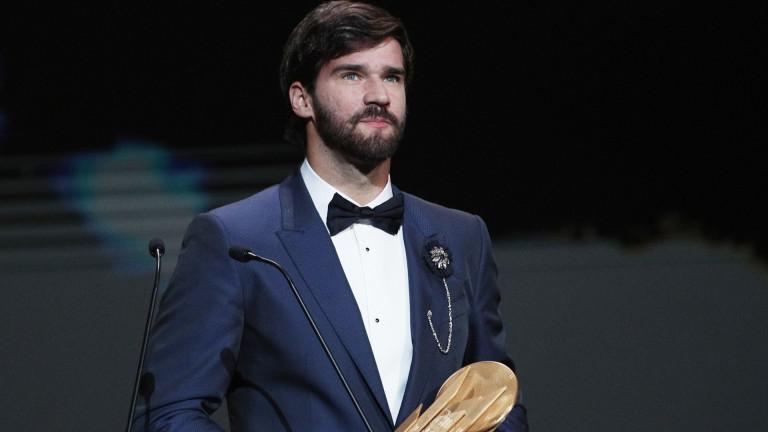 """Алисон е първият носител на наградата """"Лев Яшин"""""""