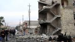 Кола бомба уби най-малко 11 души в Багдад