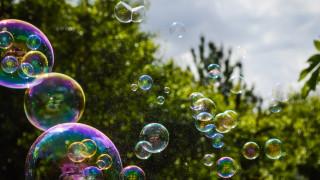 Магията на сапунените балончета