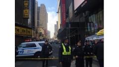 """Фалшива бомбена заплаха за """"Таймс скуеър"""""""
