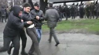 Предотвратиха преврат в Киргизстан