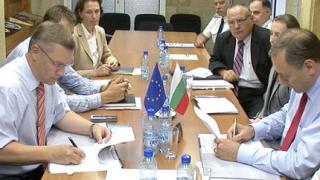 Подписахме споразумение с ЕС за външната граница на съюза
