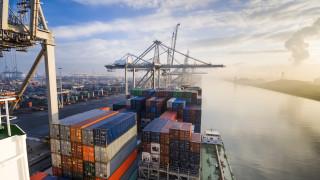 Търговският излишък на еврозоната намалява