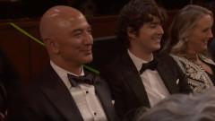 Джеф Безос не взе Оскар, но пък разбира от хумор