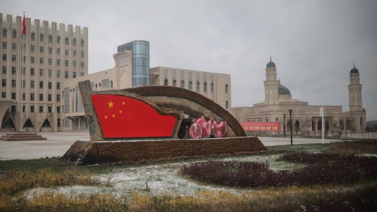 Повече от 40 държави призоваха Китай във вторник да разреши