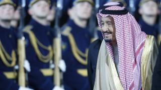 Визита на краля на Саудитска Арабия в Русия
