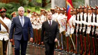 Русия: Твърдо сме зад Куба