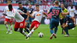 РБ Лайпциг и Фортуна (Дюселдорф) не се победиха в мач от Бундеслигата
