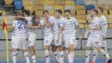 Динамо (Киев) е на победа разстояние от групите на Шампионската лига