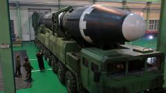 КНДР публикува снимки с изпитанието на ракетата
