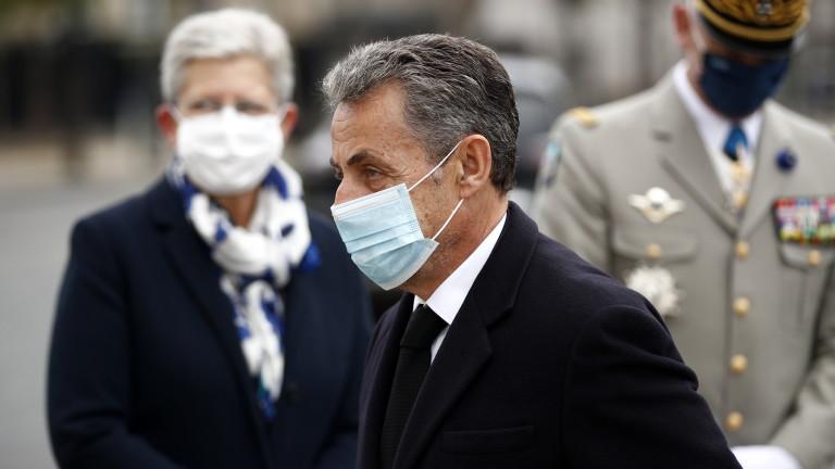 Процесът срещу бившия френски президент Никола по обвиненията в корупция