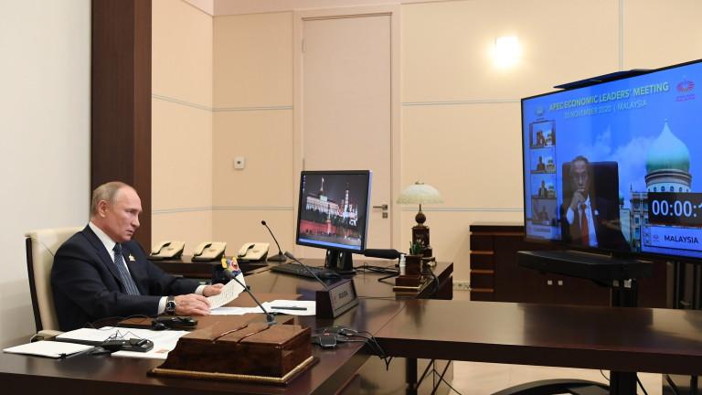 Путин с първи ход към промяна на плоския данък от 2001 г.