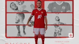 Вион на разположение на Белчев за Лига Европа