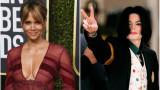 Майкъл Джексън, Хали Бери и харесвал ли е актрисата изпълнителят