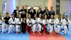 България показа младите си таланти на спортна Европа