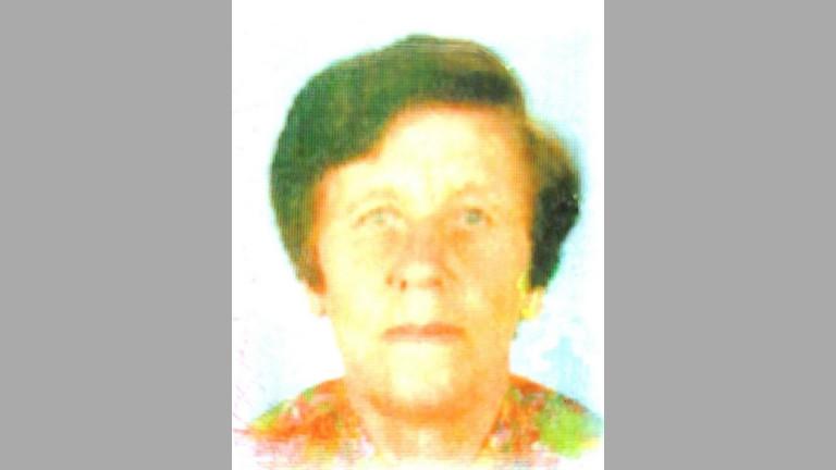 СДВР издирва 90-годишна жена